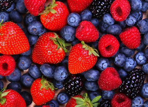 Mixed Berries Wallpaper Download