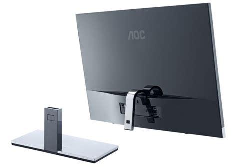 piedistallo monitor aoc rivoluziona il mercato dei monitor 3d con il nuovo