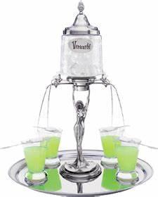 Fontaine A Alcool : fontaine absinthe absinthe pinterest fontaine absinthe vert et la fee verte ~ Teatrodelosmanantiales.com Idées de Décoration