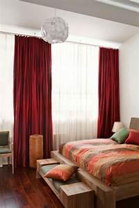Vorhänge Für Schlafzimmer : gardinen schlafzimmer 75 bilder beweisen dass gardinen ein muss im schlafbereich sind ~ Sanjose-hotels-ca.com Haus und Dekorationen