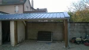 Bac Acier Anti Condensation : toiture en bac acier pour abri v lo galerne l sarl ~ Dailycaller-alerts.com Idées de Décoration