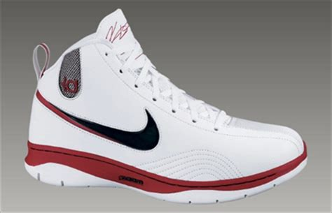 Nike Kevin Durant Zoom Kd 1 White Red Black Shoes Nike