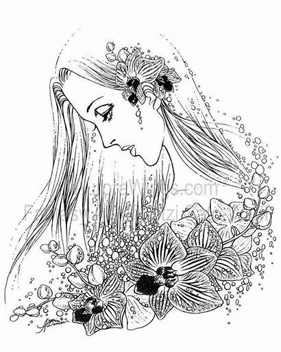 Coloring Pages Adult Amazing Colouring Sato Flowers