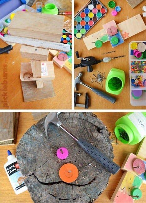 woodworking projects  handy kids   cut  wood