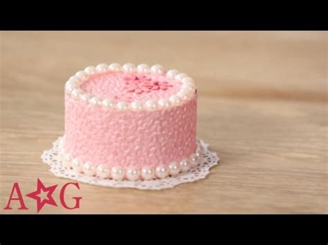 diy cake decorating craft studio american girl youtube
