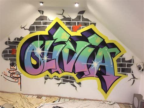 Graffiti Olivia : Olivia Graffiti