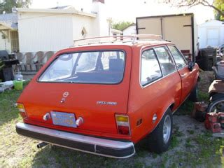 Opels Unlimited by Just A Car 1974 Opel 1900 Station Wagon