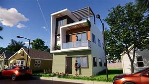 20x30, Feet, 600, Sqft, Small, Modern, House, Plan, With, Interior