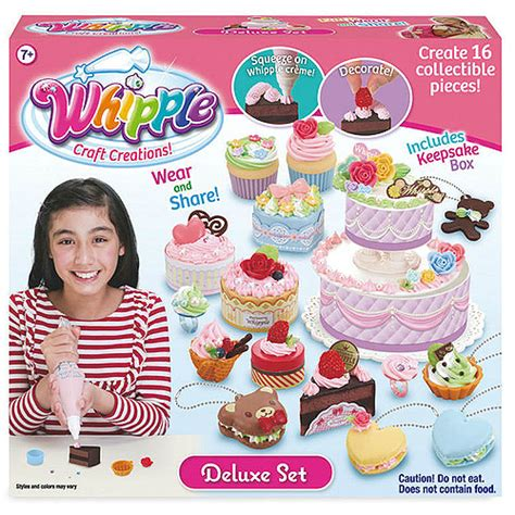 whipple craft creations deluxe set smart toys