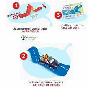 Carte Carburant Total : blablacar covoiturage carte total 15 offerte ~ Medecine-chirurgie-esthetiques.com Avis de Voitures