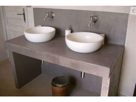 beton ciré pour cuisine kit béton ciré sols murs pour cuisine salle de bain