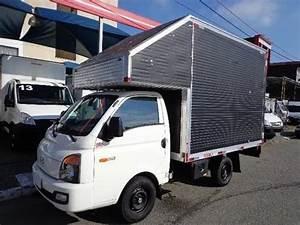 Hyundai Hr 2 5 Hd Cab  Curta S   Carroceria Tci 2p Em