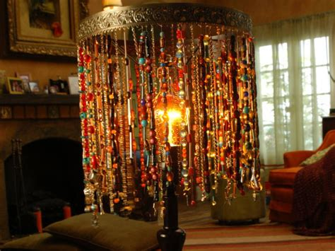 beaded home decor interesting bohemian beaded l diy