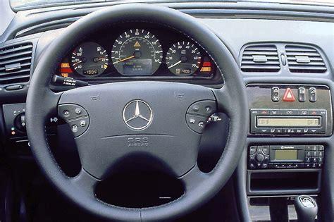 mercedes benz clk consumer guide auto