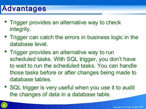 sql trigger audit table changes 4 trigger