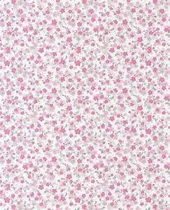 Papier Peint Fleuri Vintage : papier peint caselio pretty lili lily rose beige 69174014 ~ Melissatoandfro.com Idées de Décoration