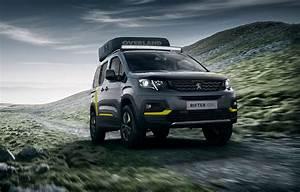 Peugeot Rifter Interieur : peugeot rifter specs photos 2018 2019 autoevolution ~ Dallasstarsshop.com Idées de Décoration