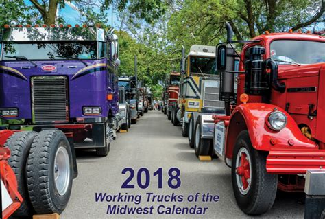 Midwest Pete Group's Standout 2018 Calendar Available