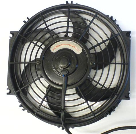 and cool fan 10 quot radiator fan speedflow