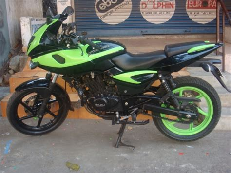 Modification Motor Pulsar by Pulsar 220 Bike Modification Details And Experience