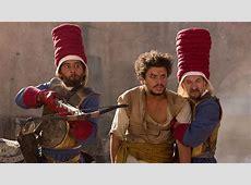 'The New Adventures of Aladdin' 'Les Nouvelles aventures