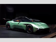 Aston Martin's Most Extreme Car Ever The Vulcan V12