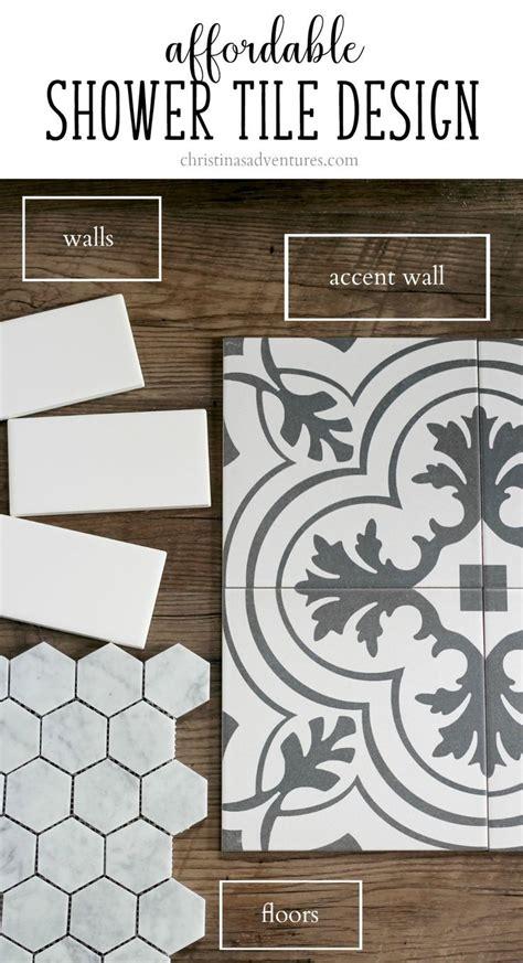 affordable bathroom tile designs diy home decor