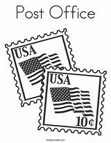 Coloring Stamps Office Flag California Usa Flags State Built Ll Noodle Service Popular Twisty Twistynoodle sketch template
