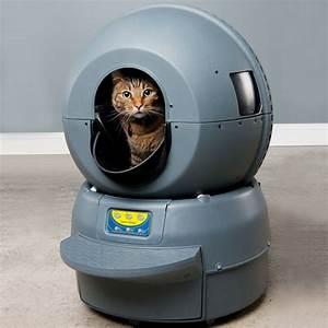 Litiere Qui Se Nettoie Toute Seule : liti re pour chat auto nettoyante geek ~ Melissatoandfro.com Idées de Décoration