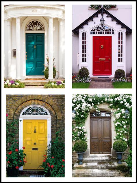 Front Door Colors  Stellar Interior Design