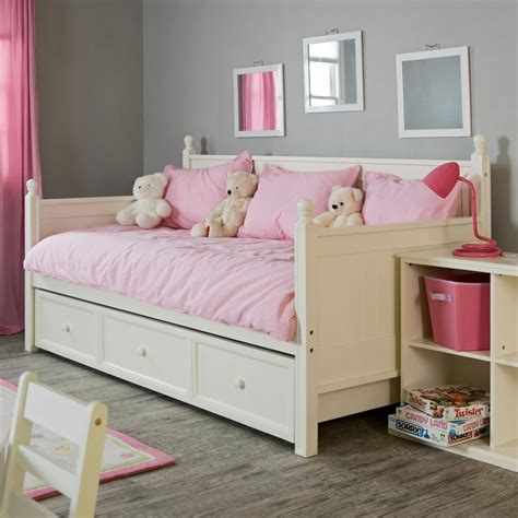 Day Beds For Children Kids Bed Rooms White Casey Fort