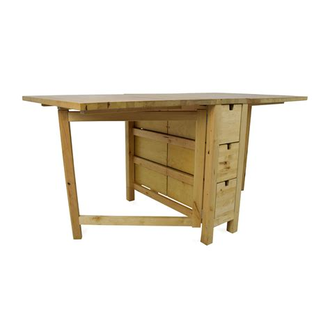 using a table as a desk 72 off ikea ikea foldable kitchen table and desk tables