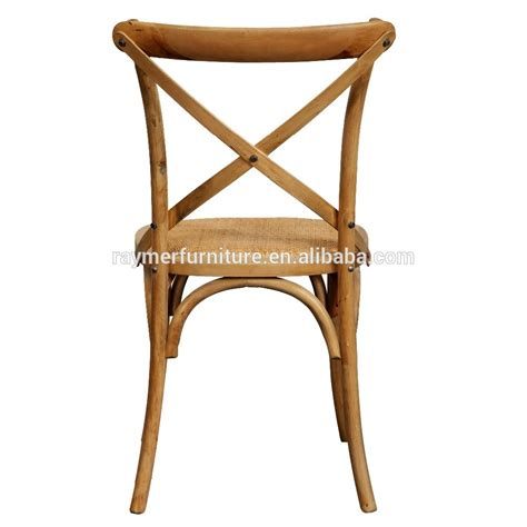sale bistro solid wood rattan seat x cross back dining