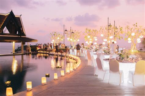 Stunning Planning A Destination Wedding Thailand Weddings Packages Villa Beach Resort Wedding