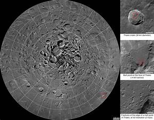 NASA Releases First Interactive Mosaic of Lunar North Pole ...