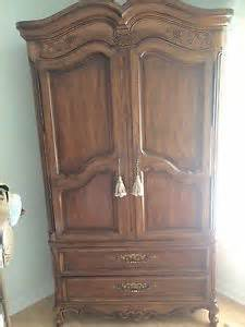 Shabby Chic Armoire Ebay by French Country Armoire Drexel Heritage French Provential