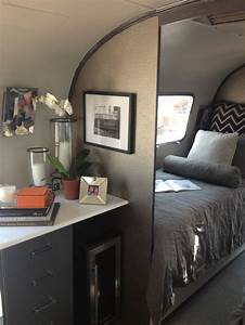 35, Stylish, And, Gorgeous, Airstream, Interior, Design, Ideas, That, Will, Keep, You, Spellbinder