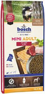Bosch Junior Lamm Und Reis : bosch petfood hundetrockenfutter mini adult lamm reis 15 kg online kaufen otto ~ Orissabook.com Haus und Dekorationen