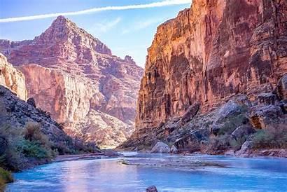 Colorado River Canyon Salt Gorge Trail Bottom