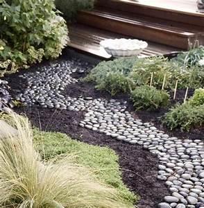 des idees de jardin zen moving tahiti With decorer son jardin avec des galets 16 idee deco terrasse gravier