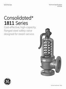 Safety Relief Valves  U2013 Baker Hughes Consolidated