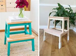 Ikea Bekväm Hack : customiser un marche pied ikea bekv m un turquoise and inspiration ~ Eleganceandgraceweddings.com Haus und Dekorationen