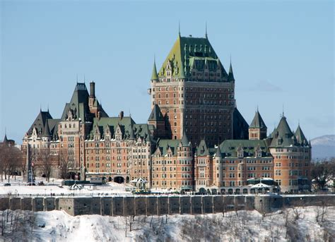 chateau frontenac chambre my in retirement q is for city