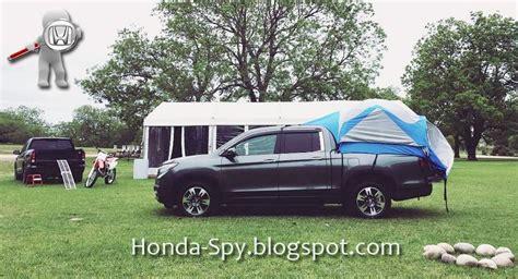 Honda Ridgeline Truck Bed Tent by 2017 Honda Ridgeline Tent Bed Cing Trucks