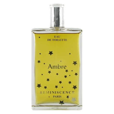 eau de toilette ambre reminiscence ambre eau de toilette 50 ml spray