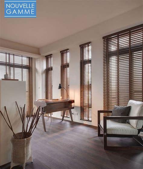 store venitien bois sur mesure en 2018 store et rideaux stores deco et maison