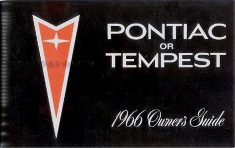 Pontiac Chassis Repair Shop Manual Original