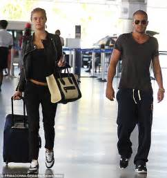 The Wanted's Max George and Nina Agdal farewell luxurious ...