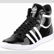 Adidas Top Ten Hi Sleek Schuhe Blackwhiteblack Im Weare Shop