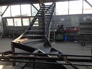 Escalier Métallique Industriel : escaliers degroisille longroy ~ Melissatoandfro.com Idées de Décoration